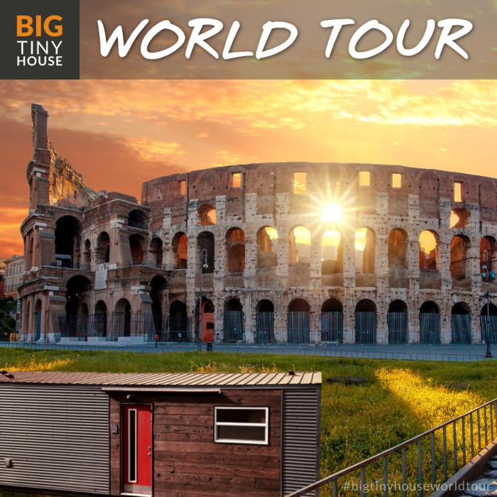 Tiny Home Designs: Big Tiny House World Tour