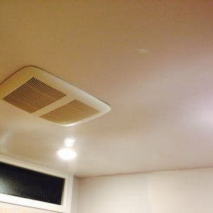 Bathroom exhaust fan covers diy bathroom for Bathroom exhaust fan cover