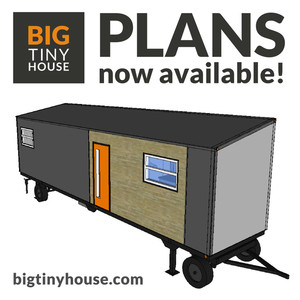BIG Tiny House Plans Now Available!